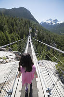 Walking Suspension Bridge
