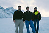 Us On Glacier
