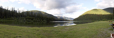 Lightning Lake Pano