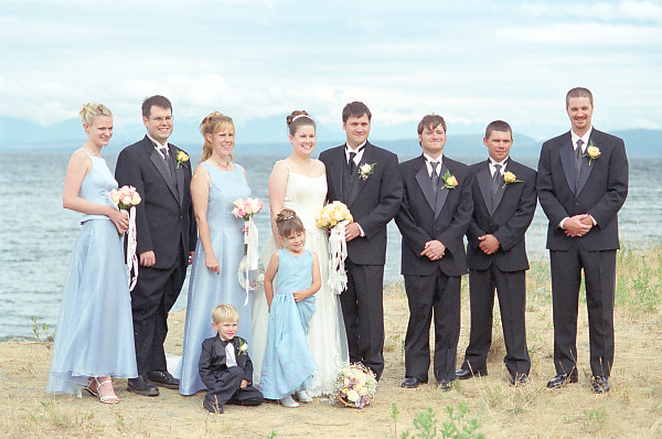 Whole Wedding Party Weddings are a happy event for many reasons one of