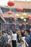 Incense And Lanterns