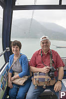 My Parents In A Gondola