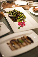 Spicy Green Beans With Orchid