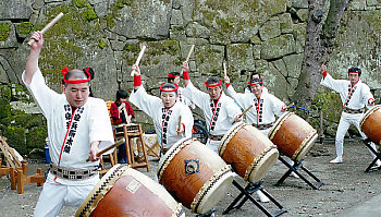 Taico Drummers
