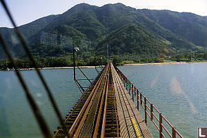 Bridge Over Bay