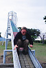 Eric On Huge Slide