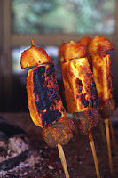 Tofu On A Stick