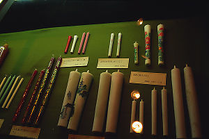 Traditional Candles