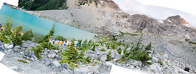 Full Camp Panorama