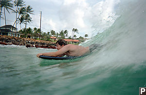 Mark Body Boarding