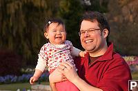 Nara And Her Dad