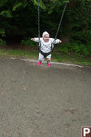 Claira Flying In Swing