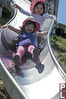 Train Down The Slide