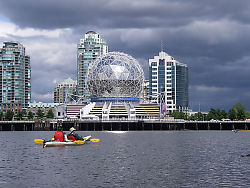 Upside Down Science World