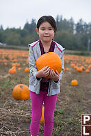 Nara Picked Pumpkin
