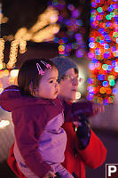 Nara Waving At Lights