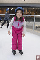 Nara With Skates On Wrong Feet