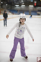 Nara Skating Without Jacket