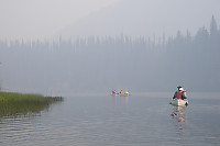 Canoing Around Smokey Point