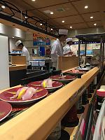 Conveyer Belt Sushi