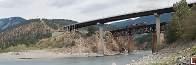 Bridges In Lytton