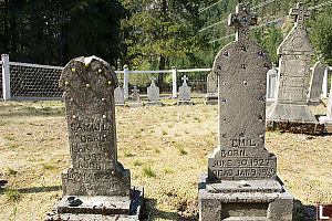 Two Grave Stone